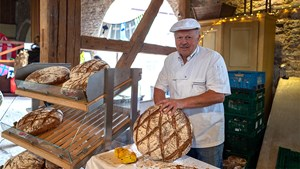 Ein Rückblick auf den Tag des Brotes in Liebstedt