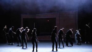 »On the edge« - Tanz trifft auf Schauspiel