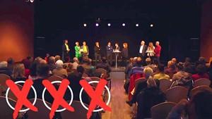 Gebührenfreie Kitazeit? - Podiumsdiskussion zur Kommunalwahl in Weimar