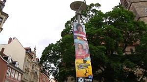 Wird die AfD die neue Volkspartei? - Anja unterwegs in Erfurt