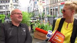 TV Psychologe Frank Bangert zu Gast