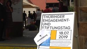 Der Engagement- und Stiftungstag in Erfurt