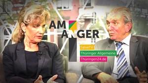 Am Anger - Wie steht es um den Patient »Wald« in Thüringen?