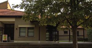 Das evangelische Gemeindezentrum Paul Schneider in Weimar-West