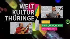 Der Sound der Steppe - Welt Kultur Thüringen
