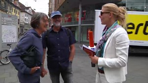 Musik als Lebenselexier - Anja unterwegs in Erfurt