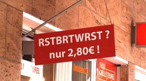 Die Bratwurst - ein traditionelles Stück Thüringen