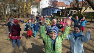 Die HTG Kita in Taubach