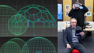 »TV-Dome« - salve.tv geht neue Wege in der Visualisierung von 360°-Inhalten.