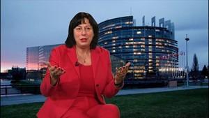 Zum Glück ..! - gibt es das Europaparlament