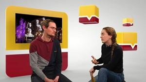 »Mehr Drama, Baby!« – DNT-Dramaturg Carsten Weber im Salve-Talk
