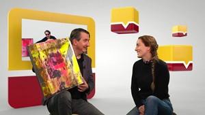 Weimar, Rom, New York - Künstler und Designer Ricardo Borchardt im Salve-Talk