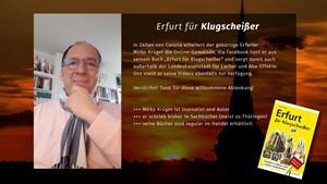 »Erfurt für Klugscheißer« - Teil 1 - DIE PUFFBOHNE