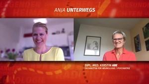 Ungesagte und unberührte Themen in Zeiten von Corona - Anja unterwegs via Skype
