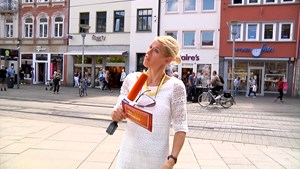 Corona-Warn-App umstritten - Anja unterwegs