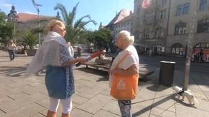 Baustellensommer 2020 - Anja unterwegs in Erfurt