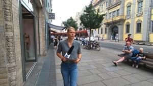 Wenn der Schmerz unser Leben bestimmt - Anja unterwegs in Erfurt