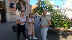 Erste Hilfe, aber wie? - Anja unterwegs in Erfurt