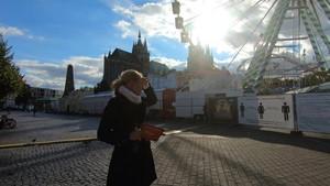 Erfurter Altstadtherbst - Anja unterwegs in Erfurt