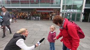 Helloween in der Landeshauptstadt - Anja unterwegs in Erfurt