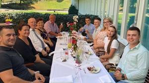 Feierlich in die berufliche Zukunft entlassen - Hotel an der Therme gratuliert Absolventen zur abgeschlossenen Ausbildung