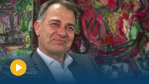 Die unkaputtbare Marke »Weimar« - IM GESPRÄCH mit Peter Kleine (OB Weimar)
