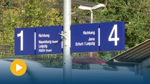 Wird die Pfefferminzbahn bald bis nach Jena fahren?