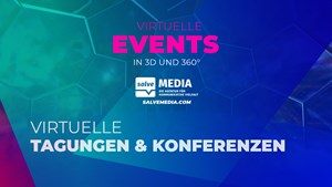 Virtuelle Events - LIVE in 3D und 360 Grad
