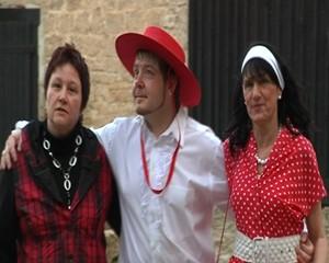 Frauentagsfeier in der Ordensburg Liebstedt