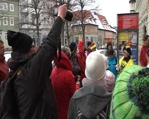 Weltgästeführertag in Arnstadt
