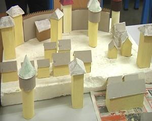 Die Modellbauer der Grundschule Schötener Grund