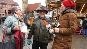 ANJA UNTERWEGS in Erfurt  -  Glyphosat