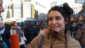 ANJA UNTERWEGS in Erfurt  -  Soziale Gerechtigkeit Teil 2
