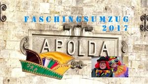 Faschingsumzug Apolda 2017   Impressionen