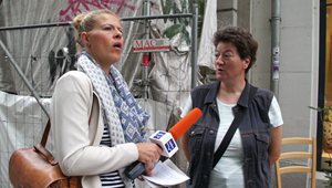 ANJA UNTERWEGS: DDR-TV