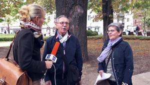 ANJA UNTERWEGS  in Weimar - Erste Hilfe