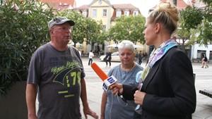 ANJA UNTERWEGS    Politik und Wahlkampf