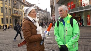ANJA UNTERWEGS in Erfurt   -   Silvesterfestessen