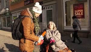 ANJA UNTERWEGS in Arnstadt -  Was bewegt Sie ?  Teil 2