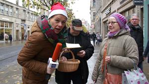 ANJA UNTERWEGS in Erfurt    -   Weihnachtstraditionen