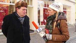 ANJA UNTERWEGS in Arnstadt -  Was bewegt Sie ?   Teil 1