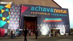 Die Eröffnung der Achava Festspiele