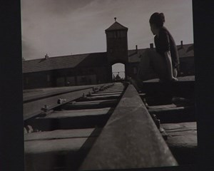 Mensch erinnere, was in Auschwitz dir geschah
