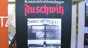 Auschwitz-Ausstellung beim Erinnerungsort Topf & Söhne