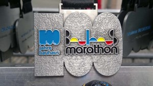 Bauhausmarathon in Weimar