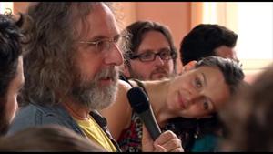 Der künstlerische Leiter des Yiddish Summer: Alan Bern