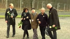 73. Jahrestag in Buchenwald