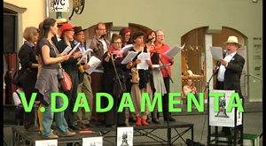V. DADAMENTA in Weimar am 21.05.2016