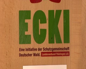 Verleihung des Waldpädagogigpreises ECKI 2014