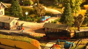 Jahresausstellung der Eisenbahnfreunde Apolda